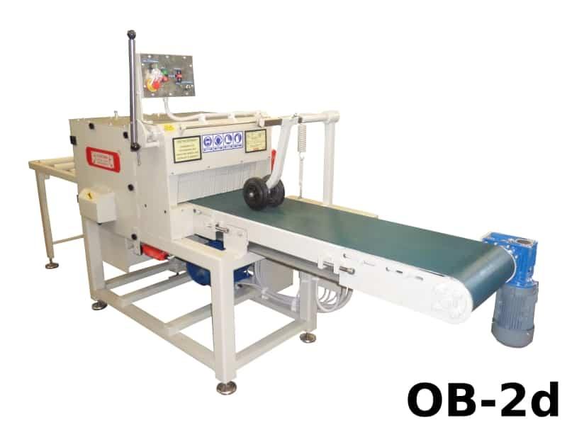 Masina de Tivit Lignuma OB-2d