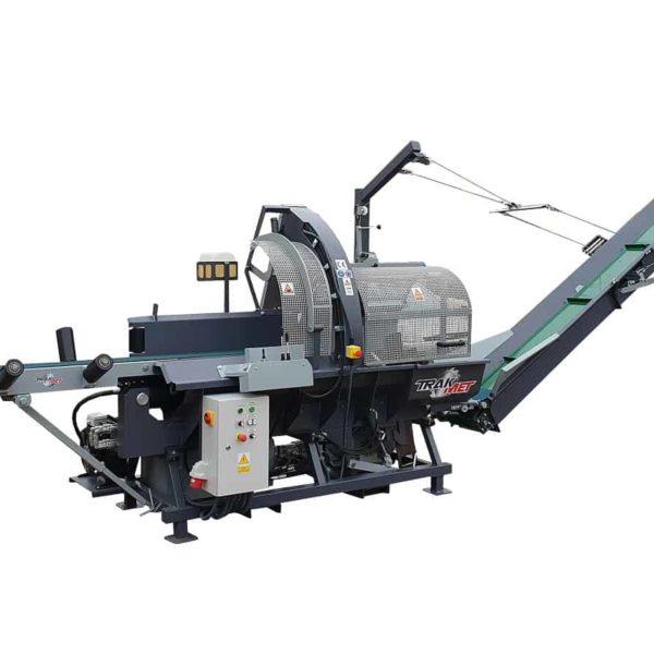 Utilaj pentru despicat lemn Trak-Met PLD-450 AUTOMAT