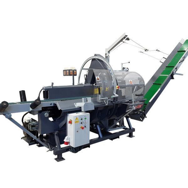 Utilaj pentru despicat lemn Trak-Met PLD-450 SEMI-AUTOMAT