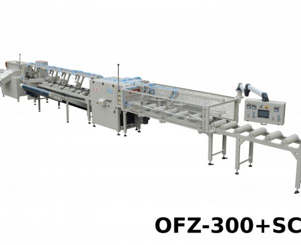 Linia Tehnologica Lignuma OFZ-300